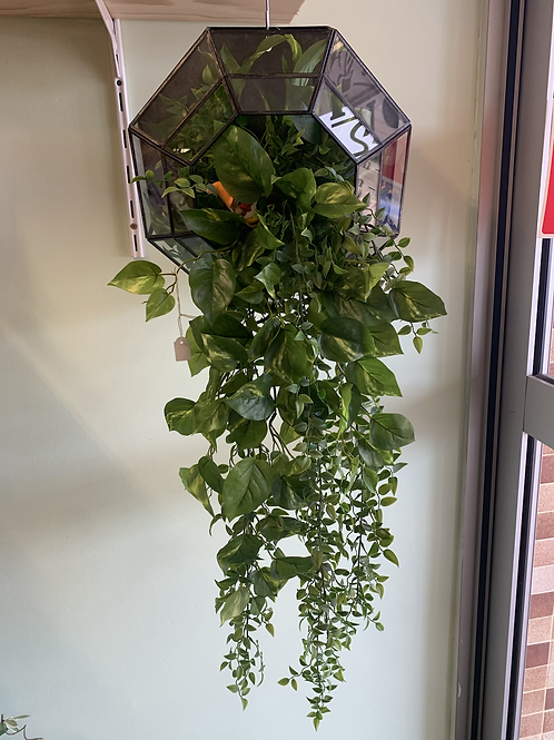 Wall Hanging artificial plant
