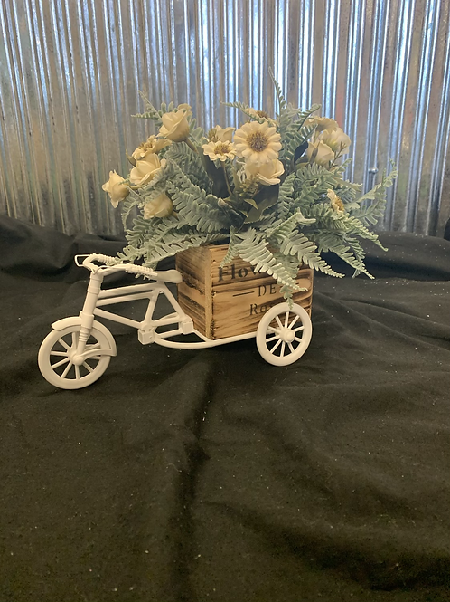 Flower pot bike