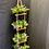 Thumbnail: Artificial Hanging pot arrangement