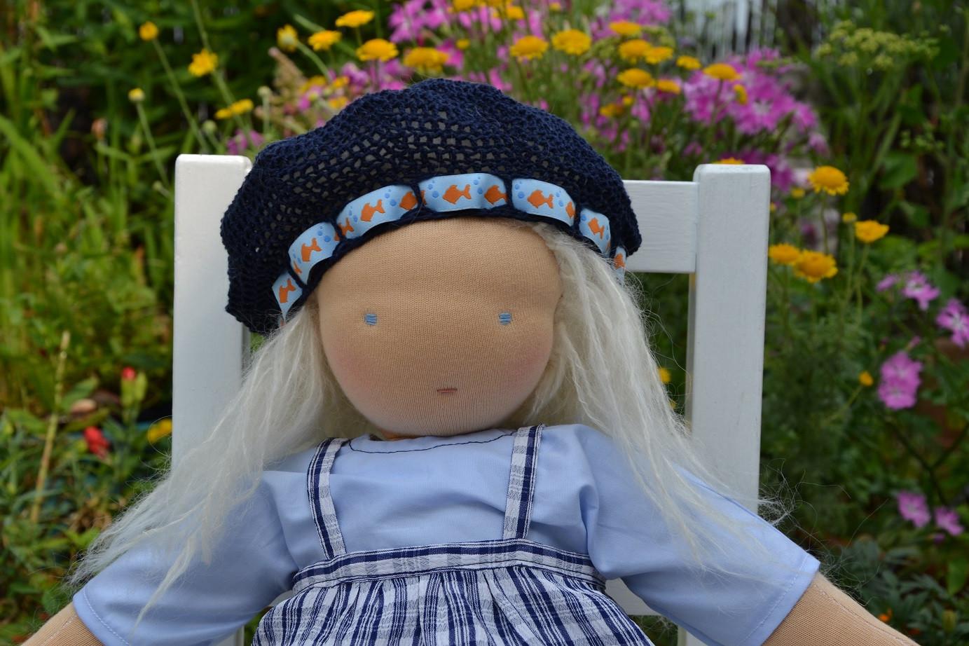 Puppenmädchen Franziska
