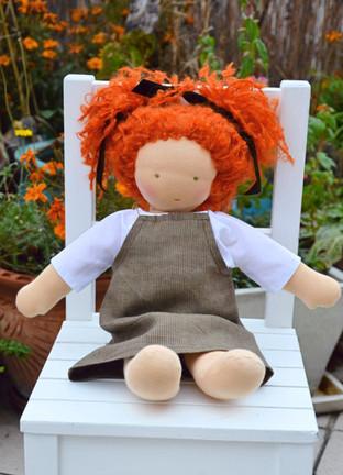 Puppenmädchen Friederike