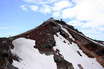 Summit of Mt.Fuji