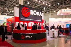 Стенд компании RODA