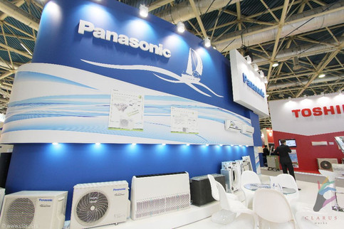 Стенд Panasonic