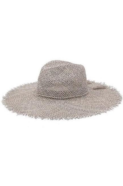 Boho Seagrass Panama Hat
