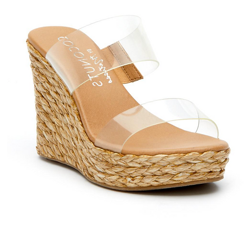 "Natural ""Bungalow"" Wedges"