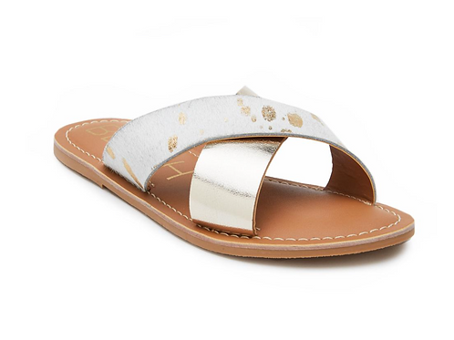 """Lil' Pebble"" Sandals"