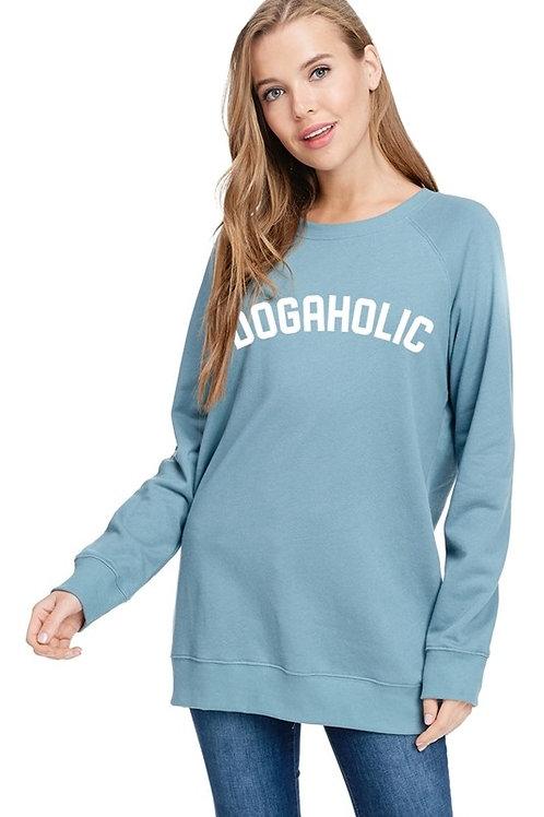 Dogaholic Sweatshirt