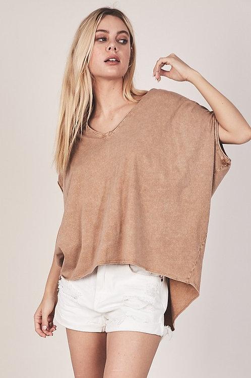 Clay Boxy T-Shirt