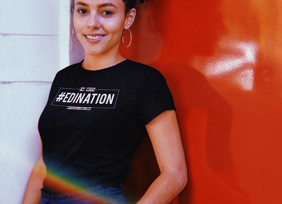 I'm With #EdiNation T-Shirt