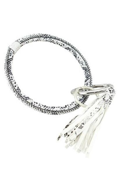 Snake Key Ring