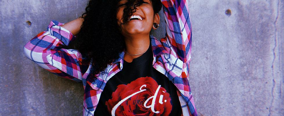 Edi Rose T-Shirt
