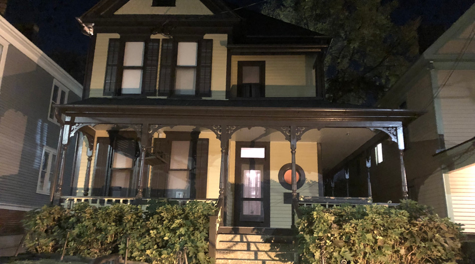 MLK's Childhood home