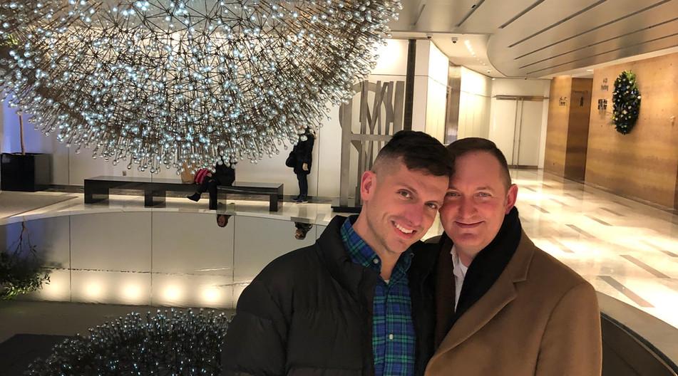 with Jeremy