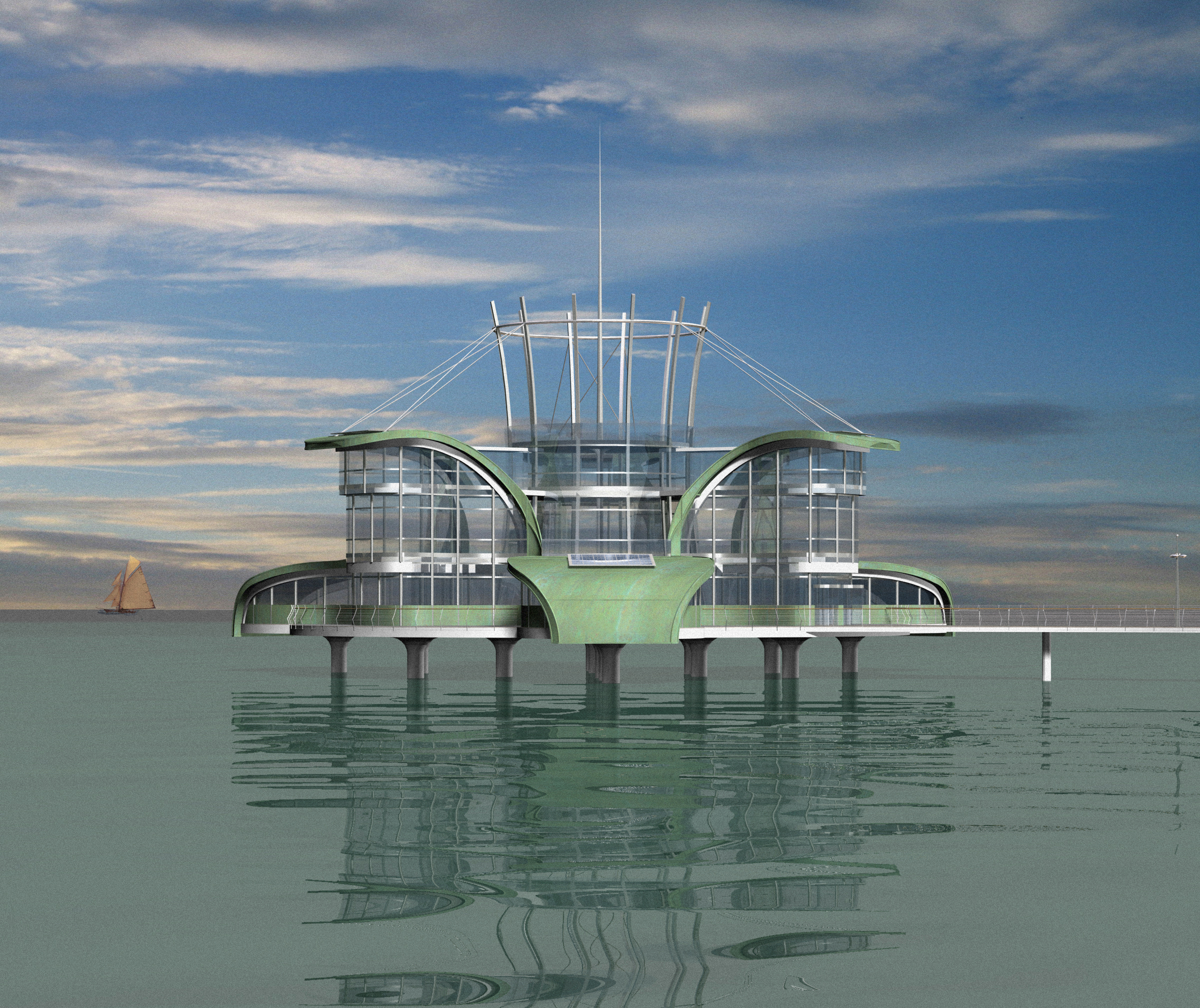 Jetty design competition