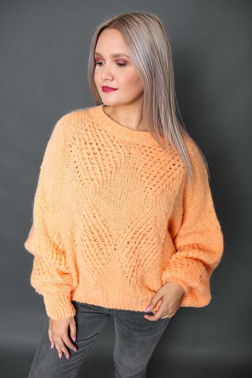 Pull ample - Orange