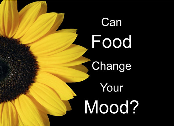 Can Food Change Your Mood?