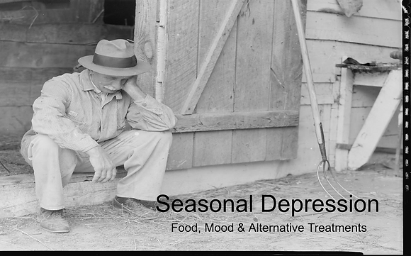 Seasonal Affective Disorder: Food, Mood& Alternative Treatments