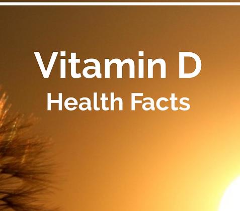 Vitamin D Health Facts