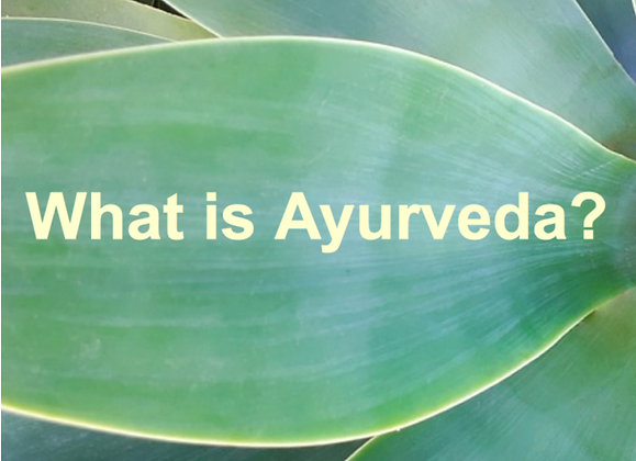 Ayurveda: What is it? How do we eat the way nature intended?