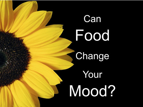Can Food Change Your Mood? Presentation