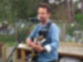singer-songwriter Calixte Govaarts optreden Schiermonikoog