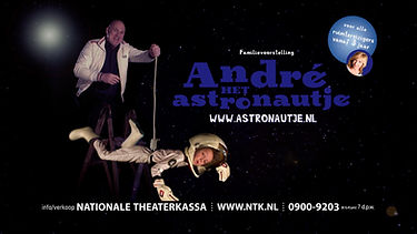 COMMERCIAL_ANDRE HET ASTRONAUTJE  20 sec