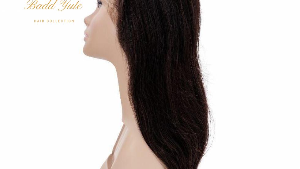"Badd Yute PLATINUM Brazilian Raw Full Lace Wig Loose Curl 26"""