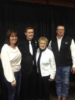 Gage 4 year All State Choir