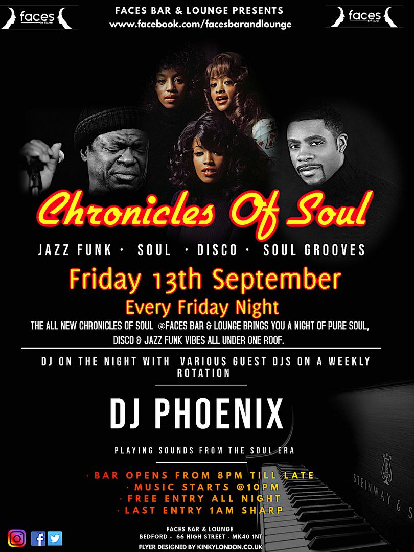 chronicles of soul - 13th september 2019