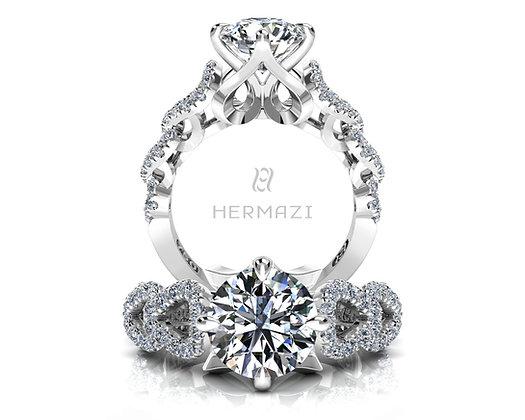 Hermazi® 'Révérence' Ring