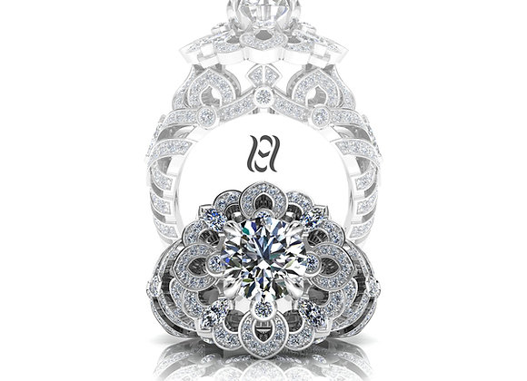 Hermazi® 'Everlasting Daisy' Ring