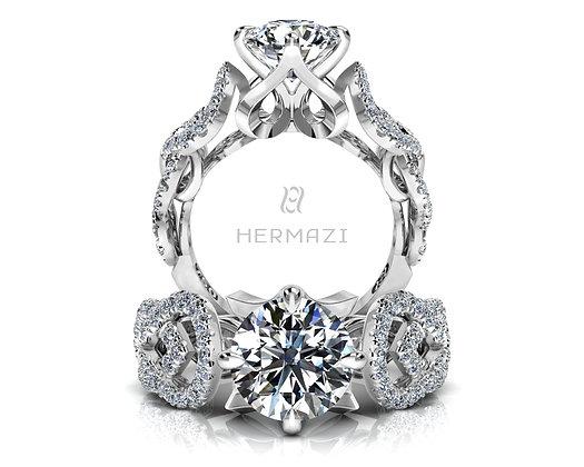 Hermazi® 'Relevé' Ring