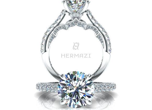 Hermazi®  'Natalia' Ring