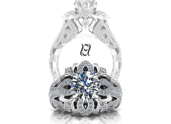 Hermazi® 'Lilac' Ring