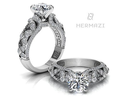 Hermazi® 'Wildflower Honey' Ring