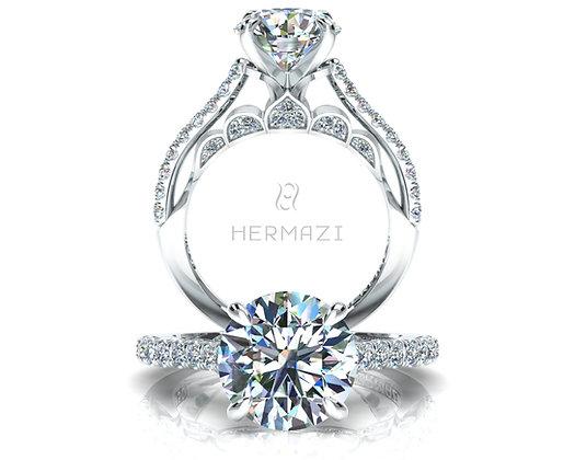 Hermazi®  'Sophia' Ring