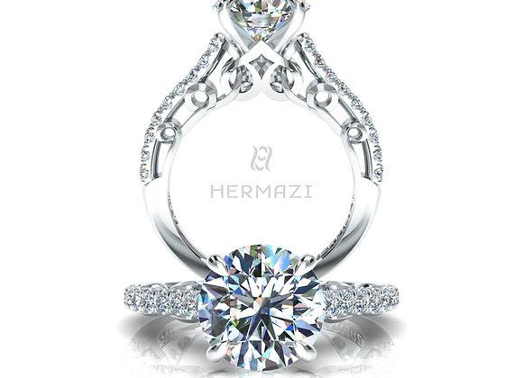 Hermazi® 'Giselle' Ring