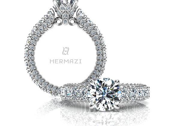 Hermazi® 'Everlasting' Eternity Ring