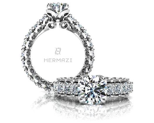 Hermazi® 'Infatuate' Eternity Ring