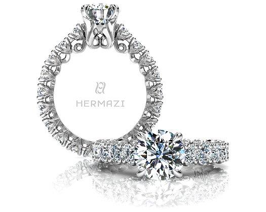Hermazi® 'Loyalty' Eternity Ring