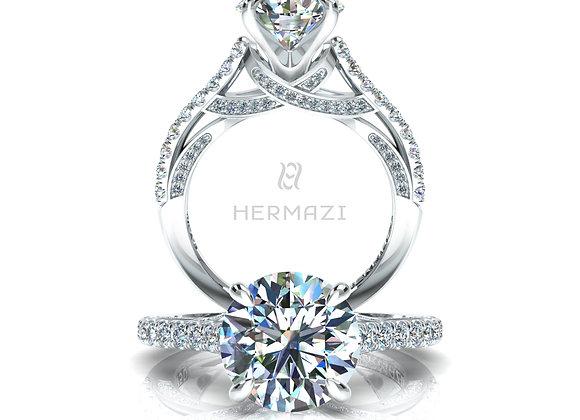 Hermazi®  'Monica' Ring