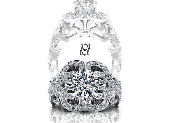 Hermazi® 'Violet' Ring