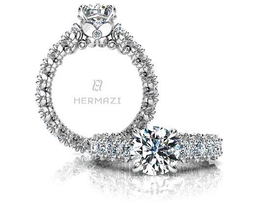 Hermazi® 'Blissful' Eternity Ring