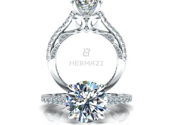 Hermazi® 'Alice' Ring