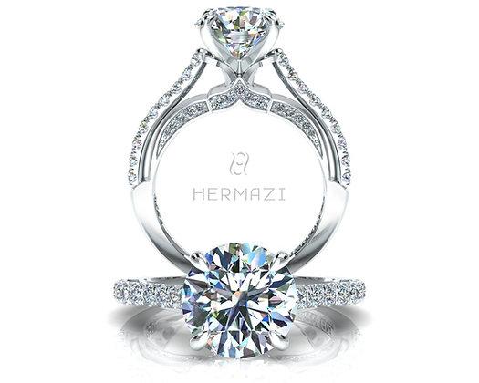 Hermazi®  'Ariana' Ring