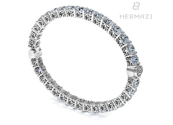 Hermazi® 'Stardust' Diamond Bracelet