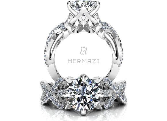 Hermazi® 'Piqué' Ring