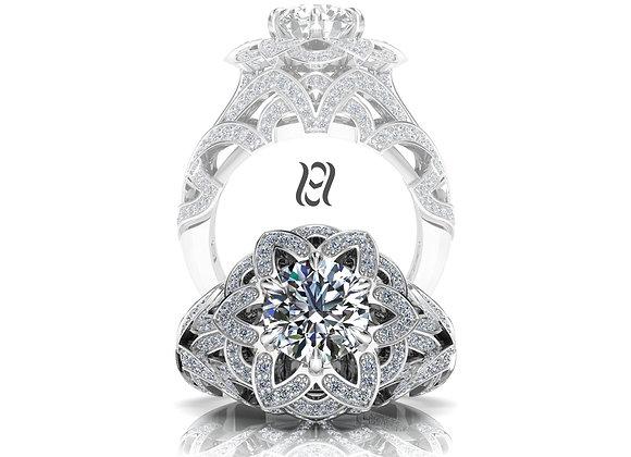 Hermazi® 'Jasmine' Ring