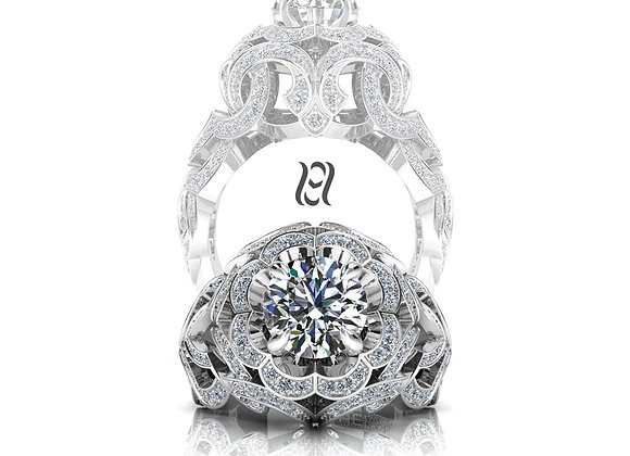 Hermazi® 'Buttercup' Ring